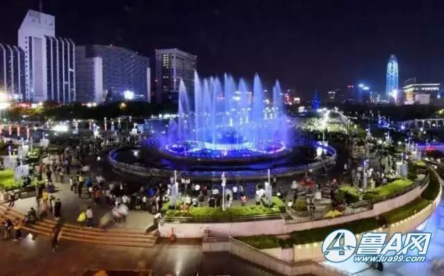 官宣!泉城广场荷花音乐喷泉暂时停喷,40天后见