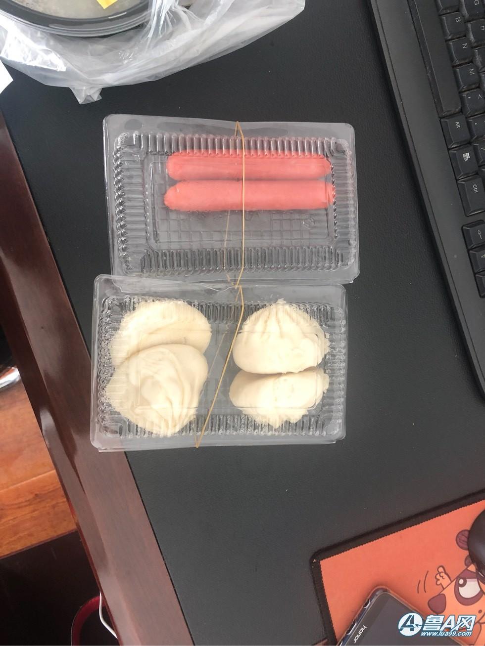 来看看粥蜀黍这8块钱的肉包子,换成你能吃饱吗?