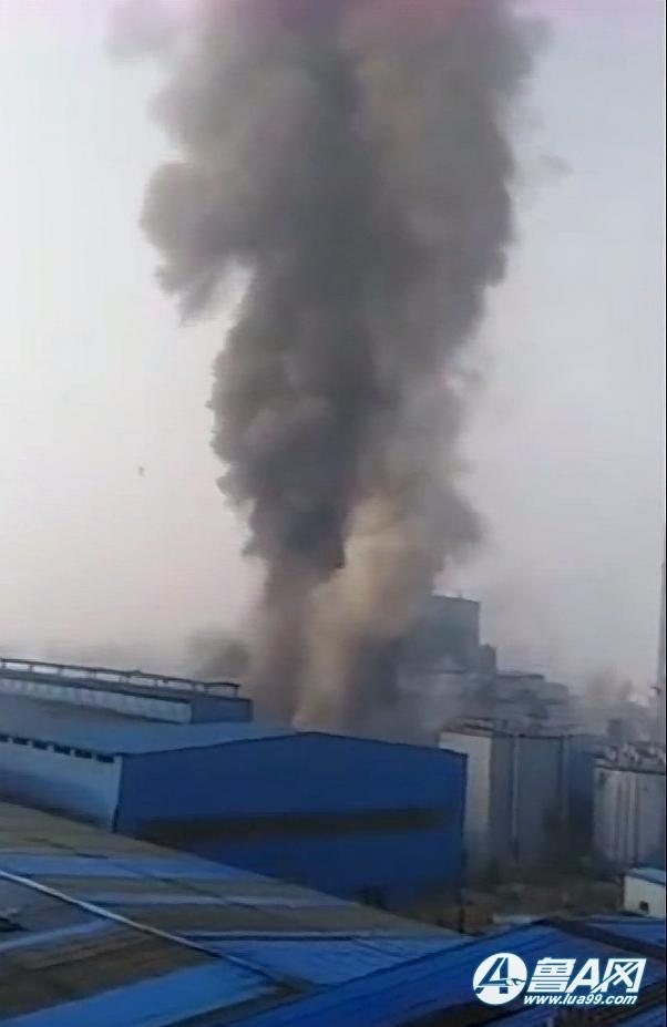 平阴一仓库发生爆炸 致6人死亡5人受伤