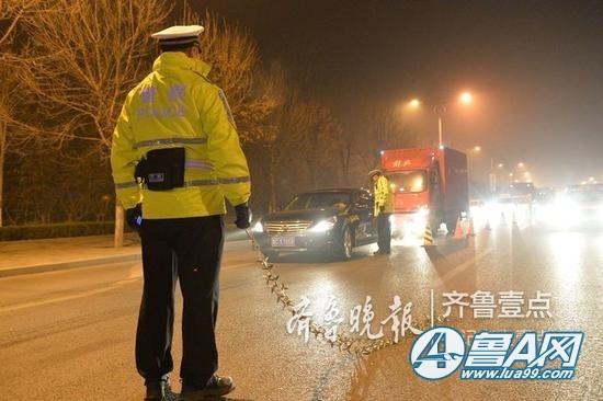 山东一个月查处酒驾18000多起,日均600名酒司机被查!