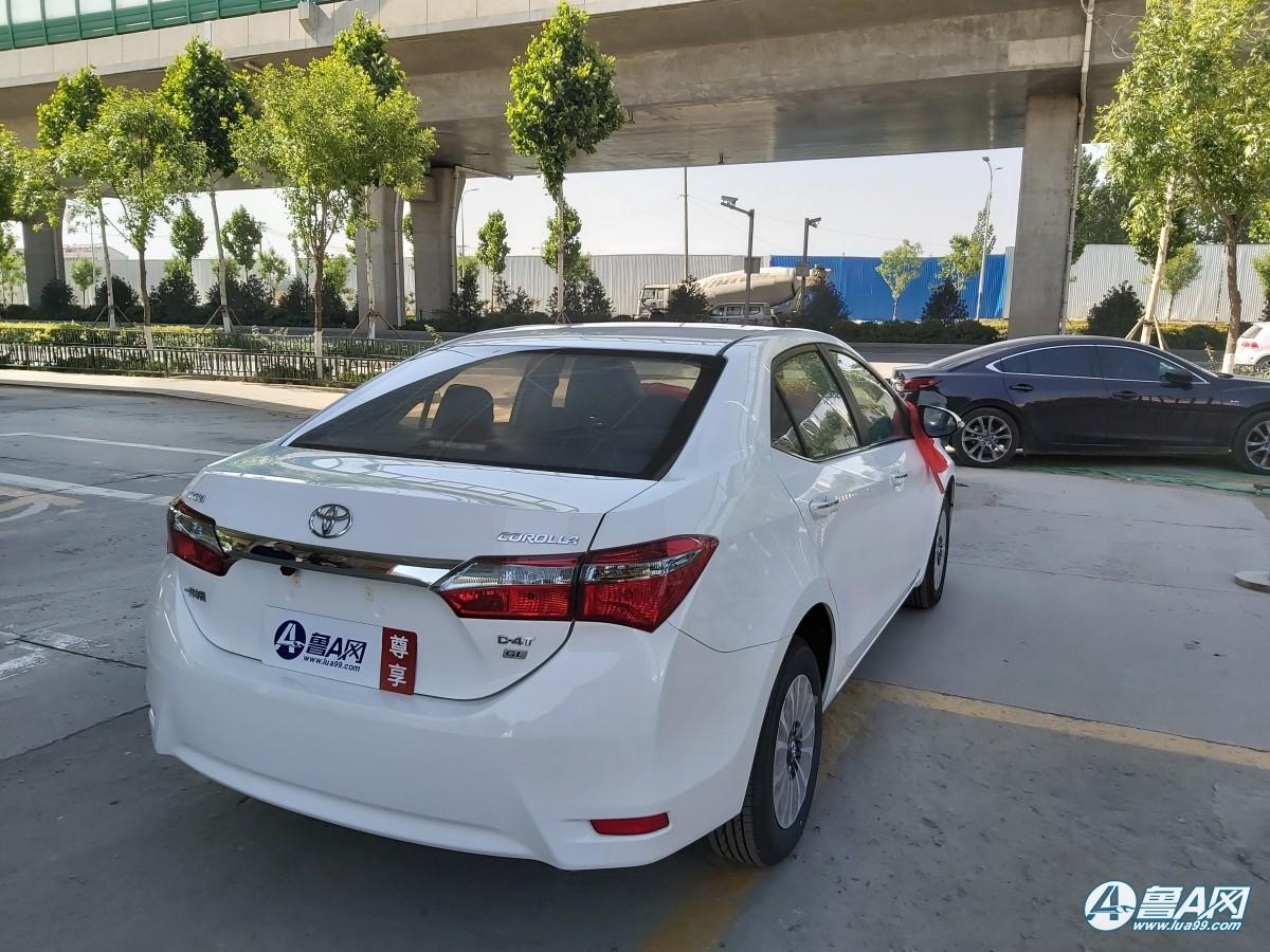 济南买车团购优惠来袭!恭喜李先生喜提卡罗拉自动GL一台!