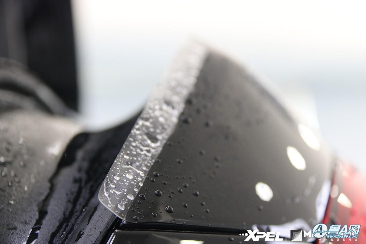 迈巴赫S450装贴XPEL隐形车衣