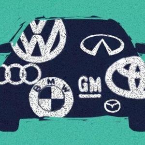 汽车广告营销路子广,下面几个汽车广告你pick谁?