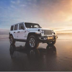风格传世 地表更强  全球偶像级SUV 全新一代Jeep牧马人 价格发布42.99万元起售 ... .. ...