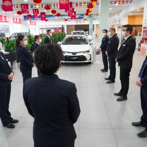 一汽丰田:帮经销商减负,更要为之计深远